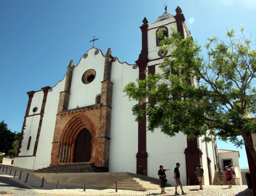 Silves Kathedrale W